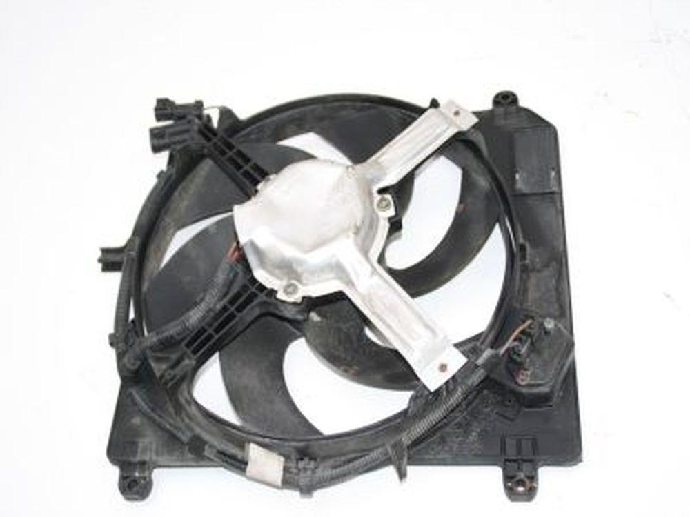 Kühlerlüfter Fiat MULTIPLA MAGNETI MARELLI 1,9 Diesel 77 KW 105 PS 12/2000