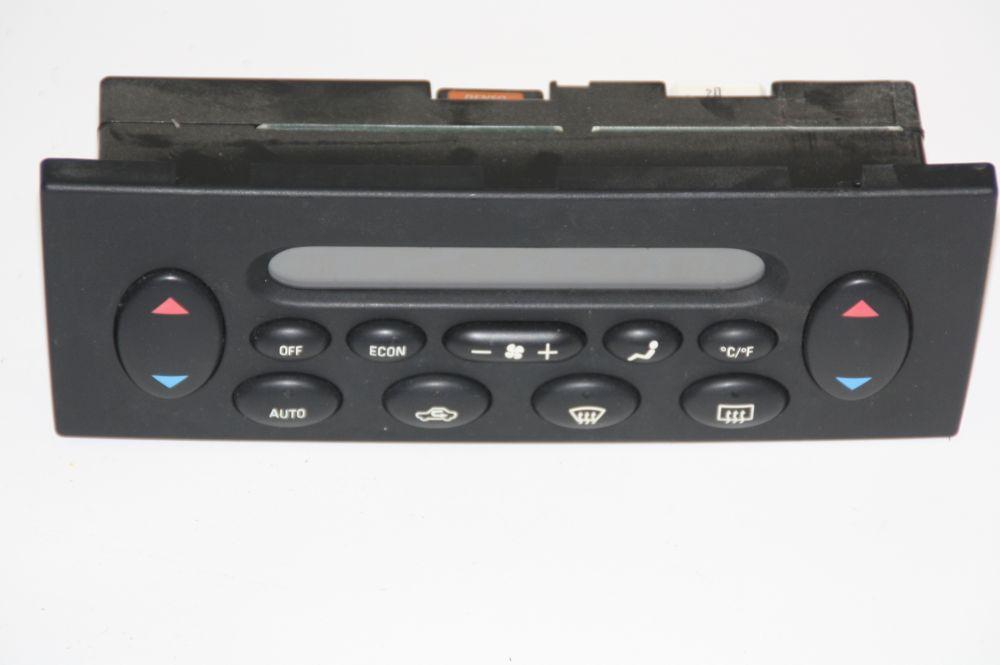 Klimabedienteil Rover 75 Tourer RJ JFC101785 DENSO MF1464308910 11/2004