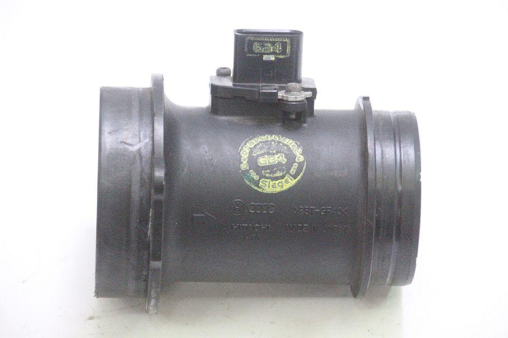Luftmassenmesser VW TOUAREG 1 059906461K HITACHI 3,0 165 KW 225 PS Diesel 07/200