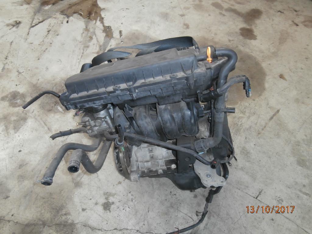 Motor Ohne Anbauteile  Seat Cordoba