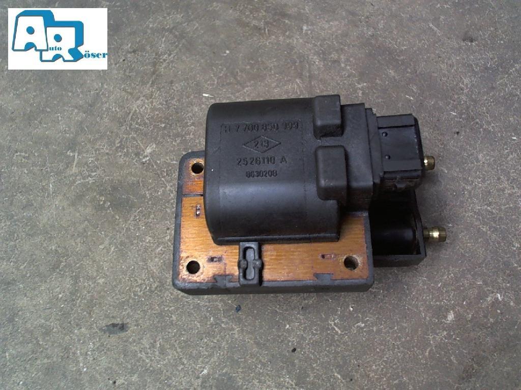 Zündspule H7700850999 Renault Megane