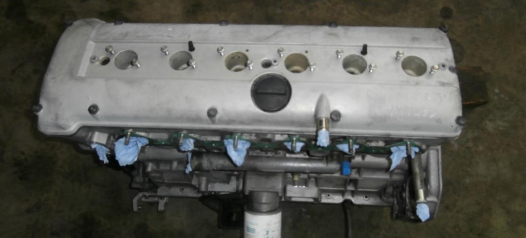 Motor Ohne Anbauteile   9HPGRB  Jaguar XJ