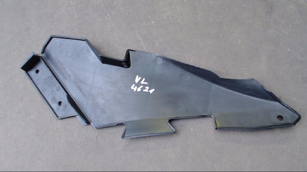 Windlauf Abdeckung Wasserkasten Links A1698210336 Mercedes-benz B-klasse Bild 3