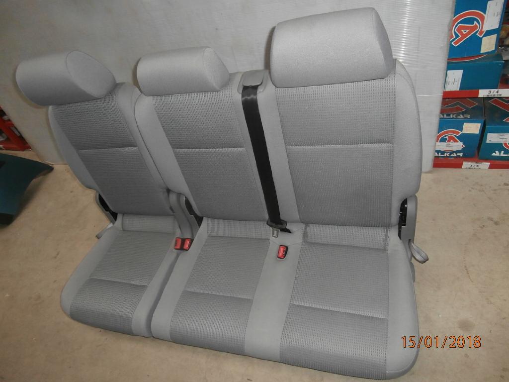 Rücksitzbank caddy Original VW
