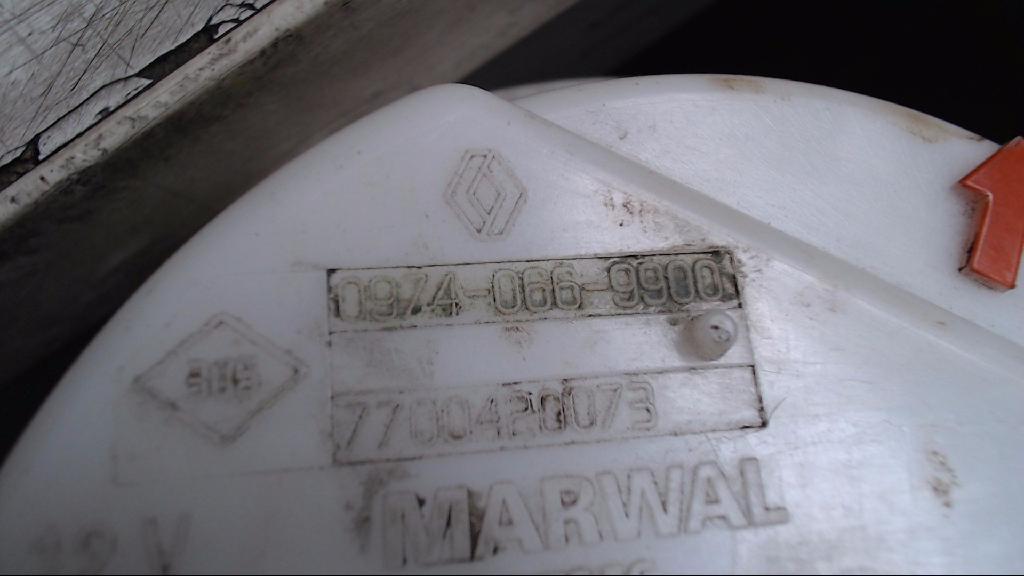 Kraftstoffpumpe Benzinpumpe Pumpe Hochdruckpumpe Bj 1999 Bild 5