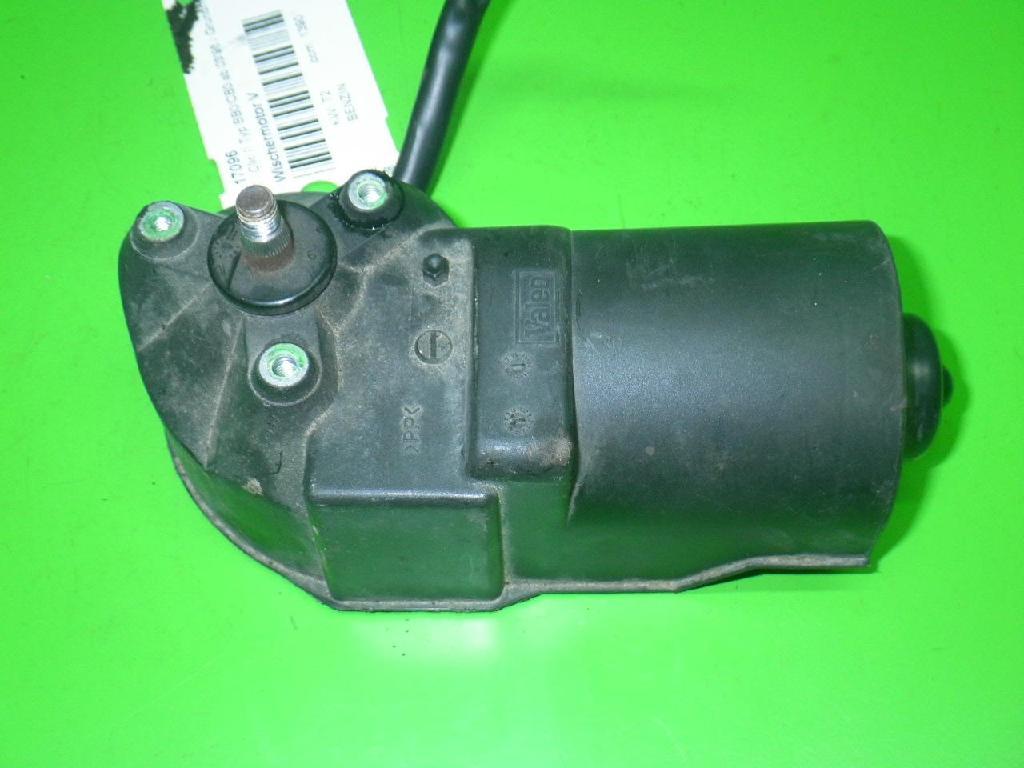 Wischermotor vorne RENAULT CLIO II (BB0/1/2_, CB0/1/2_) 1.4 16V (B/CB0P) 53555102