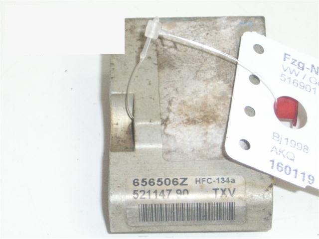 Steuerventil Klima VW GOLF IV (1J1) 1.4 16V 656506Z HFC-134a