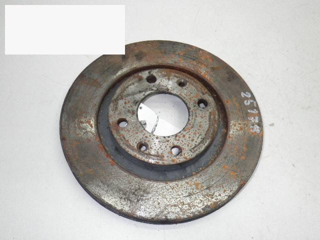 Bremsscheibe vorne rechts CITROEN BERLINGO Kasten (M_) 2.0 HDI 90 (MBRHY, MCRHY)