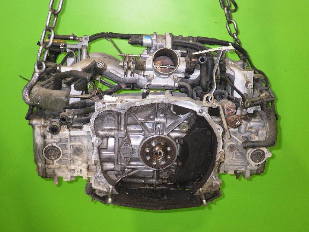 Benzinmotor Motor ohne Anbauteile Benzin SUBARU LEGACY III Station Wagon (BH) 2.0 AWD (BH5) 10103AB3409L