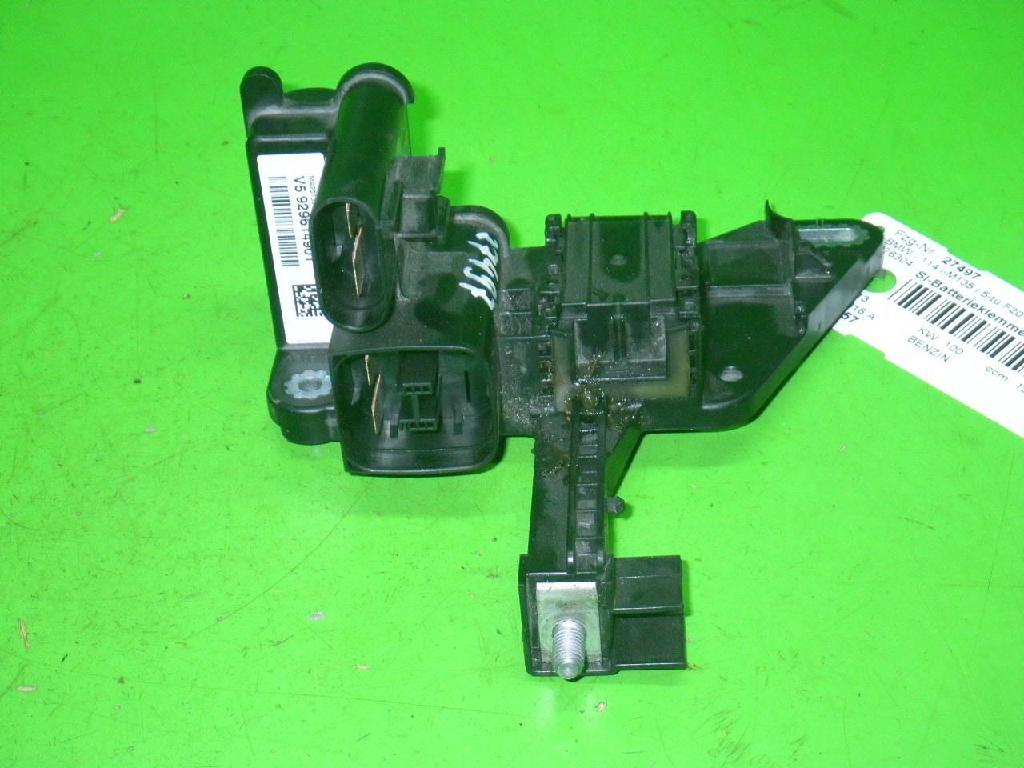 Sicherheitsbatterieklemme (SBK) BMW 1 (F20) 116 i 929614901 Bild 1
