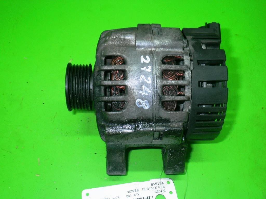 Lichtmaschine CITROEN C5 I Break (DE_) 2.0 16V (DERFNF, DERFNC, RERFNC) 9642880180