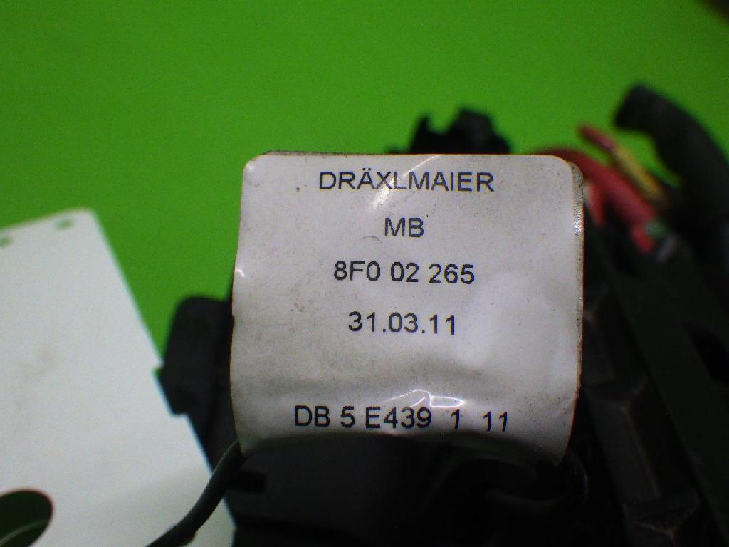 Sicherheitsbatterieklemme (SBK) MERCEDES-BENZ C-KLASSE Kombi (S204) C 350 CDI (204.223) Bild 4