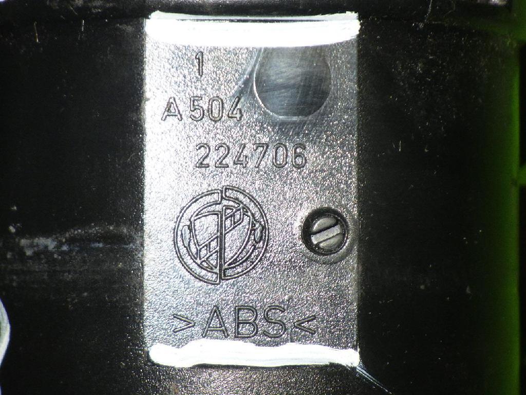 Luftdüse vorne links IVECO DAILY III Pritsche/Fahrgestell 35 C 12 , 35 S 12 (AEKA14A1, AEKA14AA, AEKA64A1,... 500323158 Bild 3