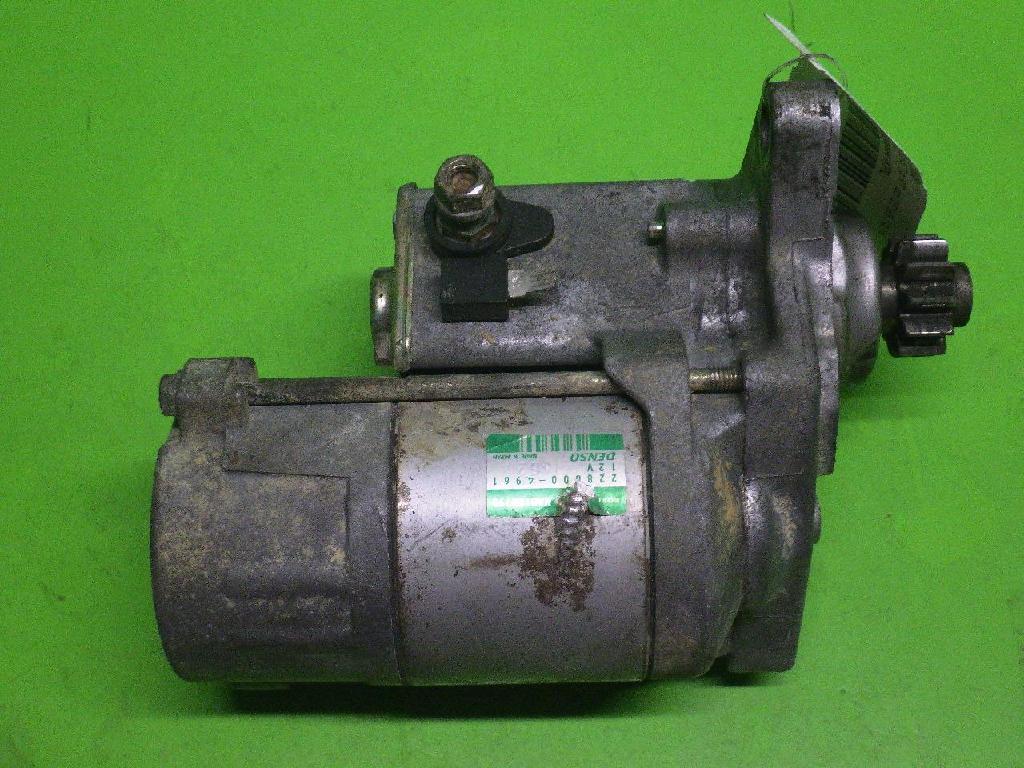 Anlasser komplett ROVER 400 (RT) 420 Di 228000-4961