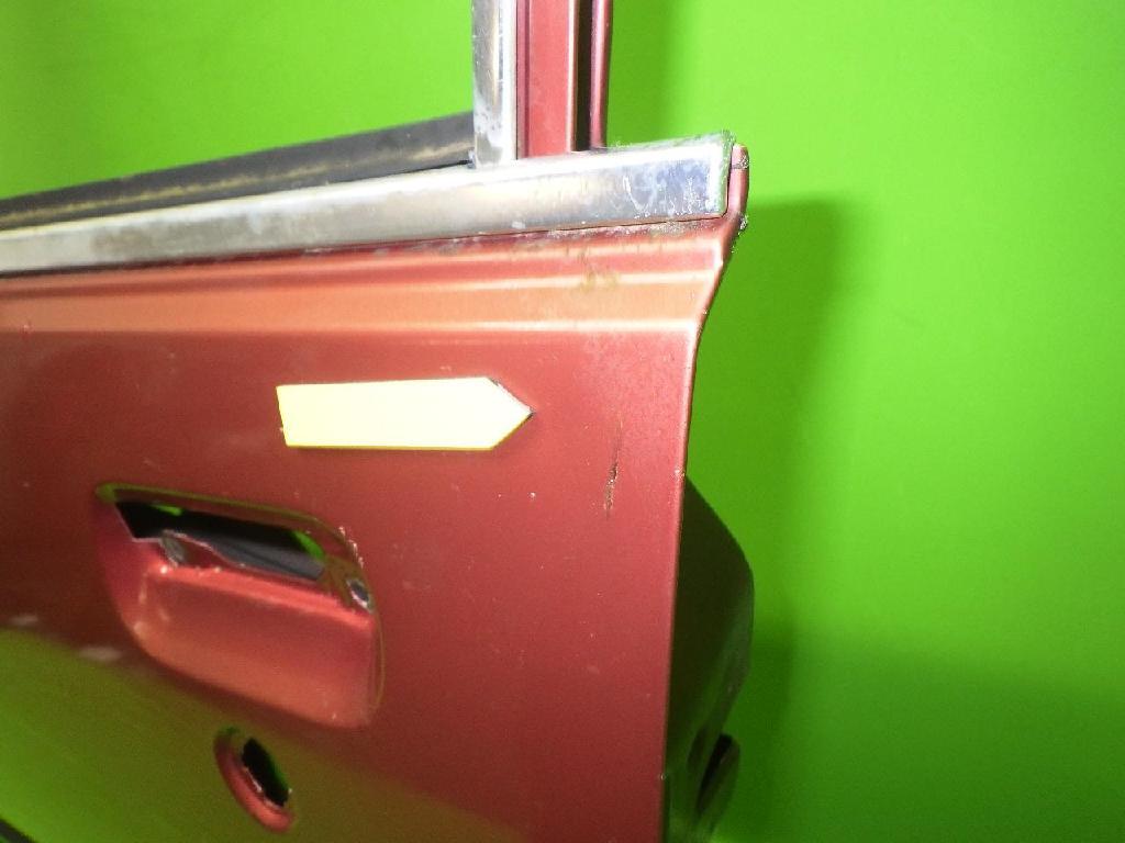 Tür vorne links OPEL ASCONA C CC (84_, 89_) 1.8 i Bild 3