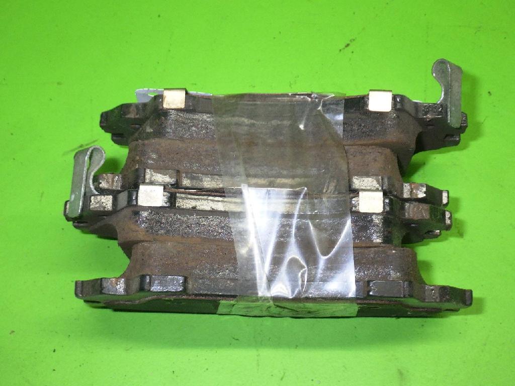 Bremsbelagsatz Bremsklötze vorne OPEL CASCADA (W13) 2.0 CDTI