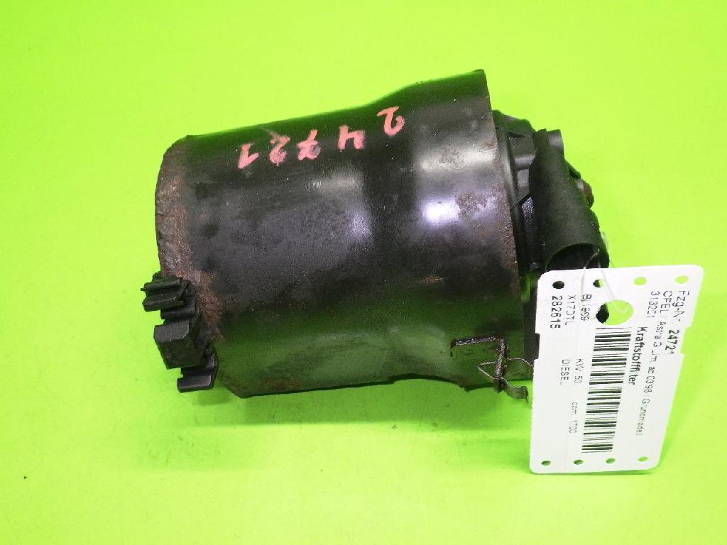 Kraftstofffilter OPEL ASTRA G Stufenheck (F69_) 1.7 TD 818503