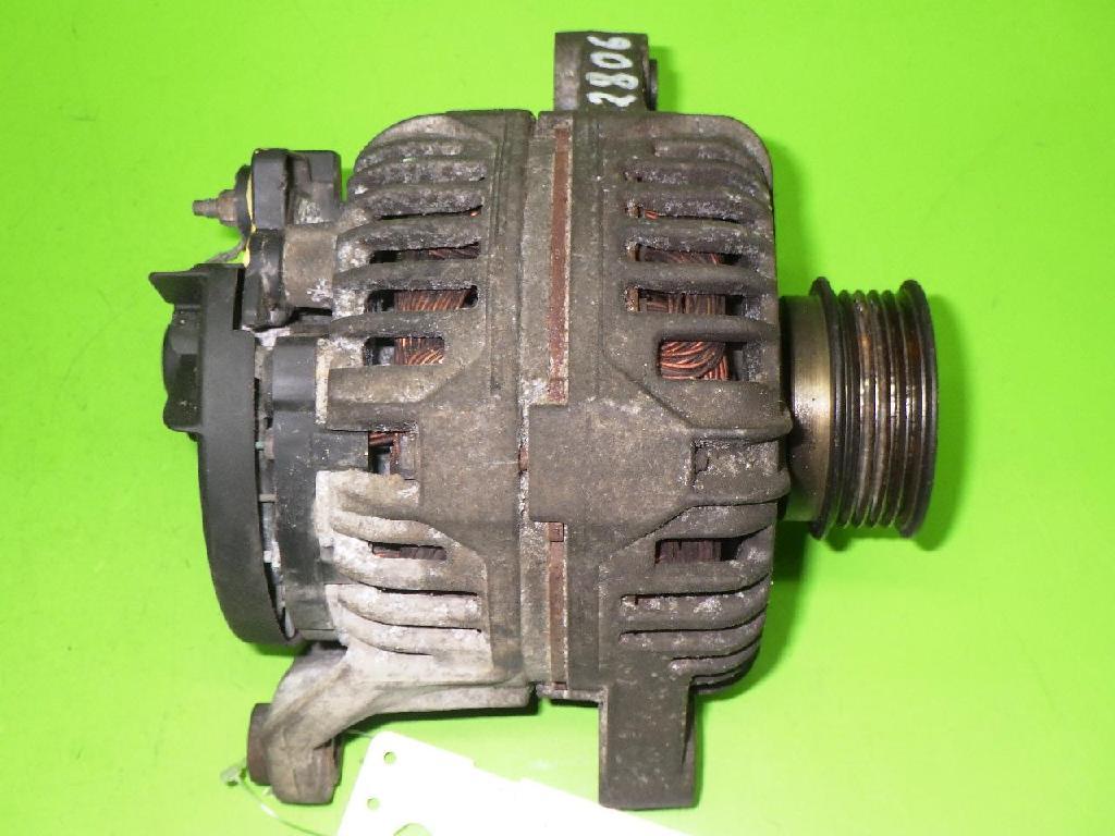 Lichtmaschine FIAT ULYSSE (220_) 2.0 (220.AC5) 0124415011
