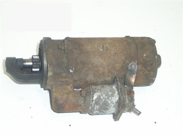 Anlasser komplett TRABANT P 601 0.6 Bild 2