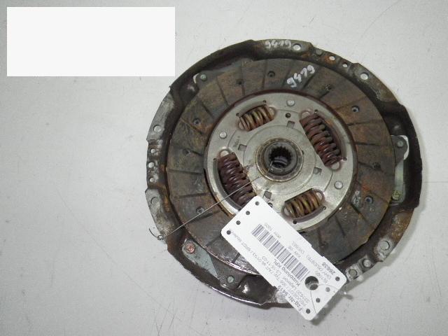 Kupplung komplett PEUGEOT 306 (7B, N3, N5) 1.9 SRDT
