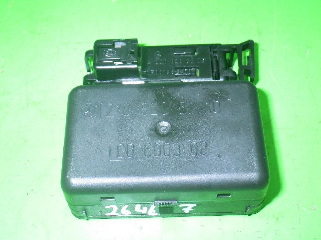 Regensensor Lichtsensor MERCEDES-BENZ S-KLASSE (W220) S 320 CDI (220.026, 220.126) 2108205710