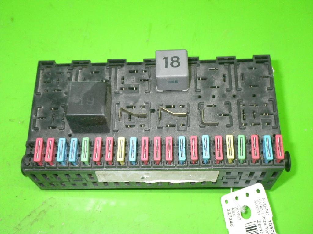 Sicherungskasten SEAT IBIZA II (6K1) 1.4 i 357937039