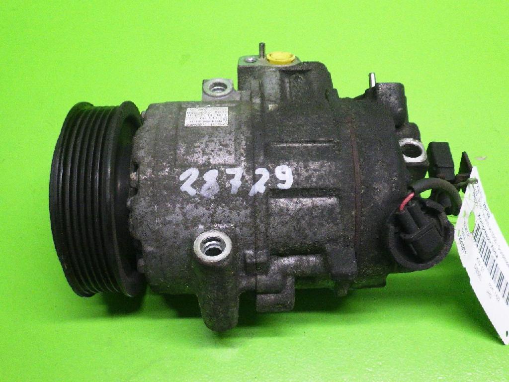 Kompressor Klima VW POLO (9N_) 1.4 TDI 6Q0820808D