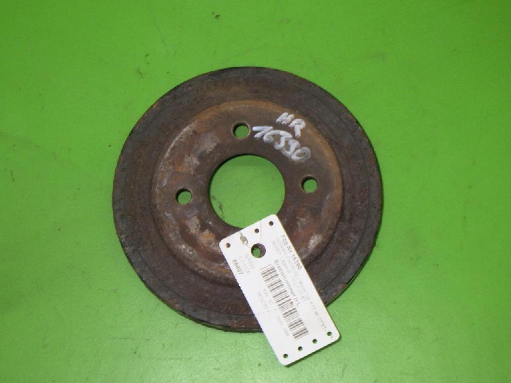 Bremstrommel hinten links NISSAN (DATSUN) MICRA II (K11) 1.0 i 16V 432065F014