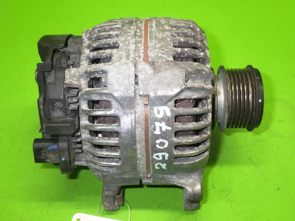Lichtmaschine SKODA OCTAVIA II Combi (1Z5) 2.0 TDI 0124525091