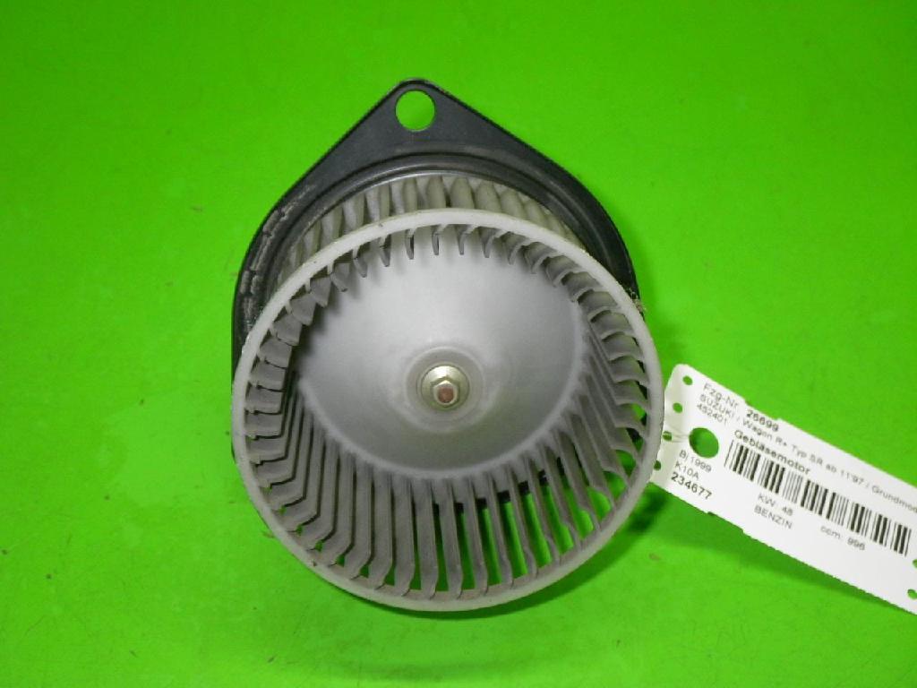 Gebläsemotor SUZUKI WAGON R+ (EM) 1.0 (RC410, SR410, SR412) 282500-0750
