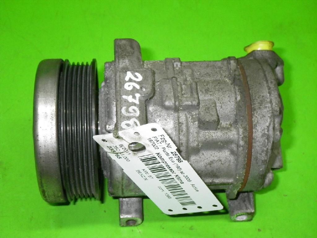 Kompressor Klima FIAT PUNTO EVO (199_) 1.4 0055194880
