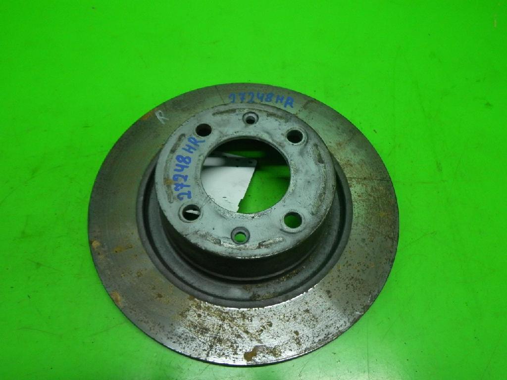 Bremsscheibe hinten rechts CITROEN C5 I Break (DE_) 2.0 16V (DERFNF, DERFNC, RERFNC) 4246W4