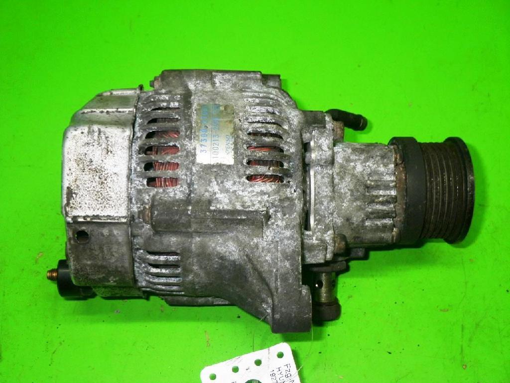 Lichtmaschine HYUNDAI MATRIX (FC) 1.5 CRDi 37300-27601