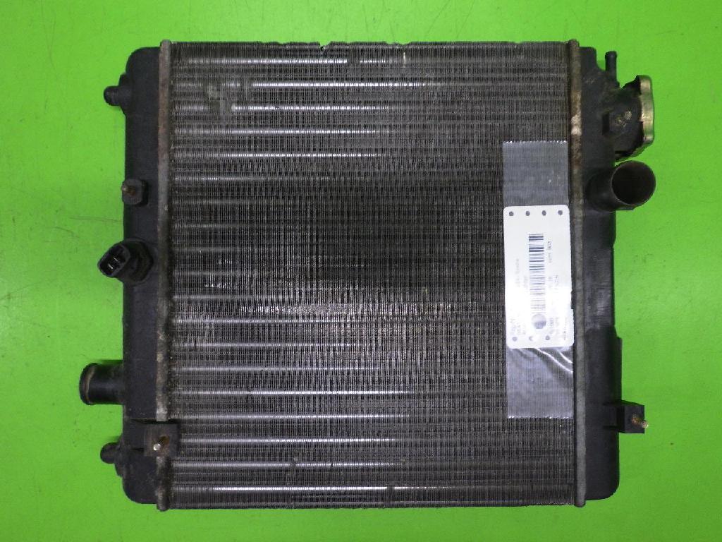 Kühler Motorkühlung für Kühlung NRF 58659