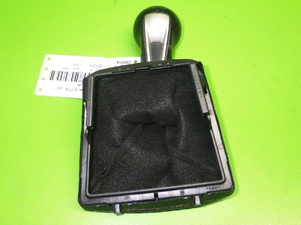 Schaltknauf SEAT IBIZA IV (6J5, 6P1) 1.2 TSI 6J0863279 Bild 3