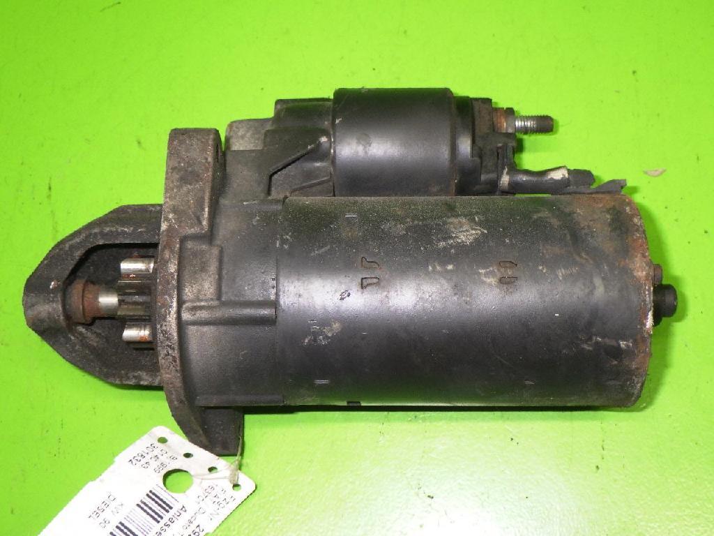 Anlasser komplett FIAT DUCATO Kasten (230L) 2.8 TDI 0986023120