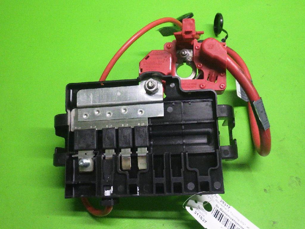 Sicherheitsbatterieklemme (SBK) BMW 3 Touring (E91) 318 d 61136982227