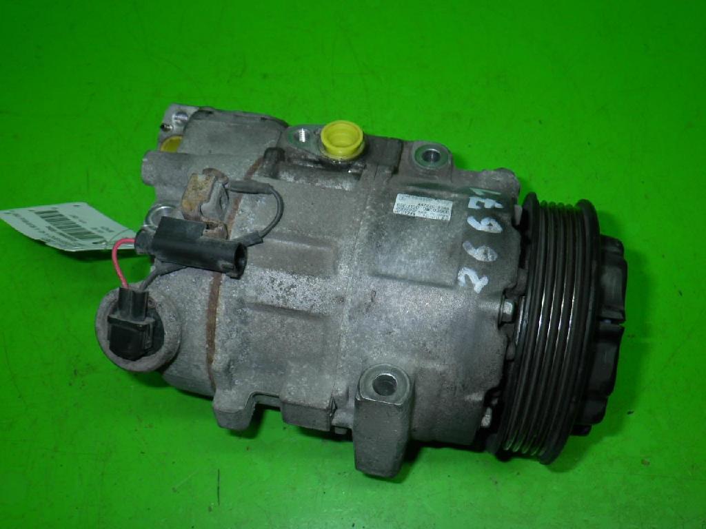 Kompressor Klima MERCEDES-BENZ A-KLASSE (W168) A 140 (168.031, 168.131) 2307911