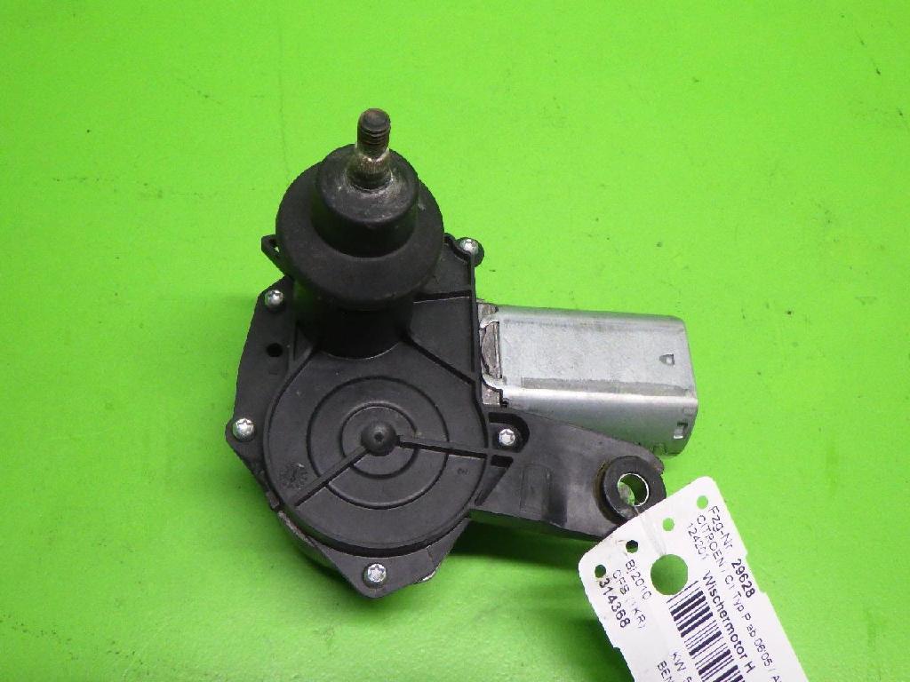 Wischermotor hinten CITROEN C1 (PM_, PN_) 1.0 53025512