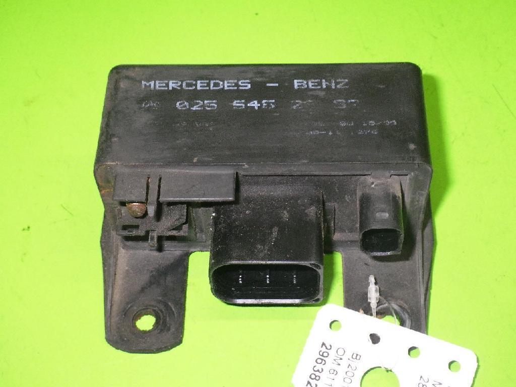 Relais Vorglühung MERCEDES-BENZ VITO Bus (638) 112 CDI 2.2 (638.194) 0255452832