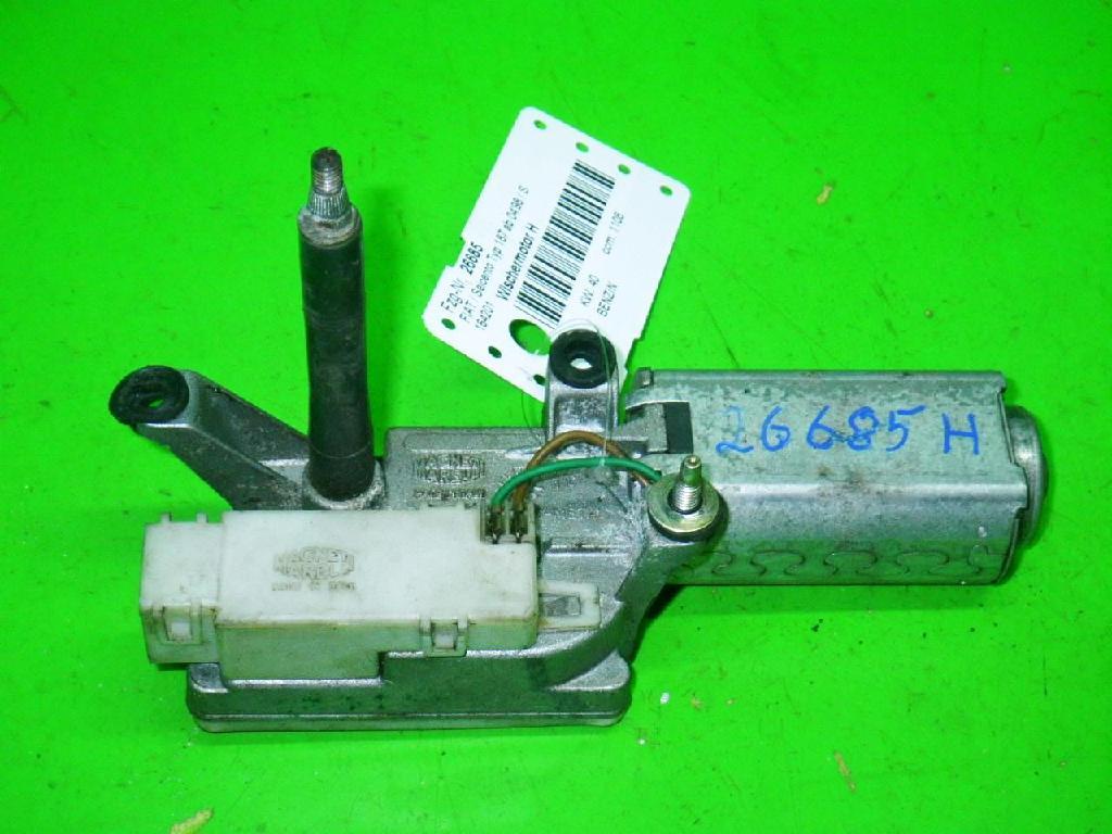 Wischermotor hinten FIAT SEICENTO / 600 (187_) 1.1 (187AXB, 187AXB1A, 187AXC1A02) 0051741368