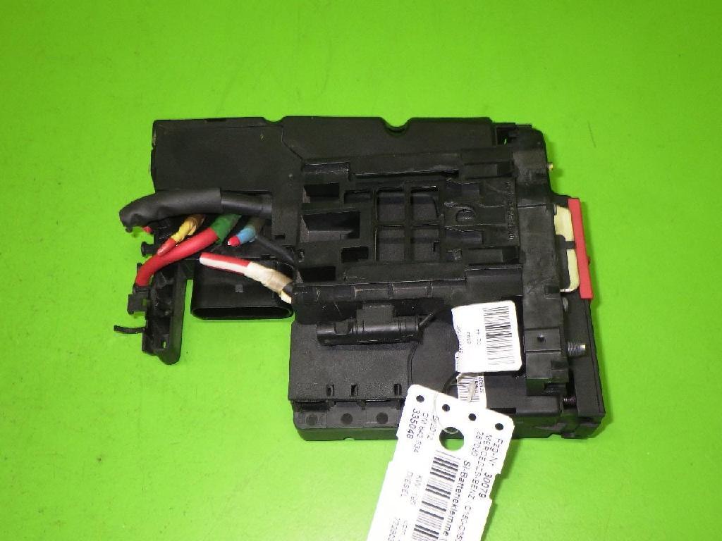 Sicherheitsbatterieklemme (SBK) MERCEDES-BENZ C-KLASSE Kombi (S204) C 350 CDI (204.223) Bild 1