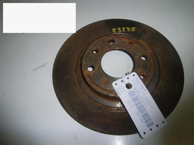 Bremsscheibe vorne links CITROEN C3 I (FC_) 1.4 HDi