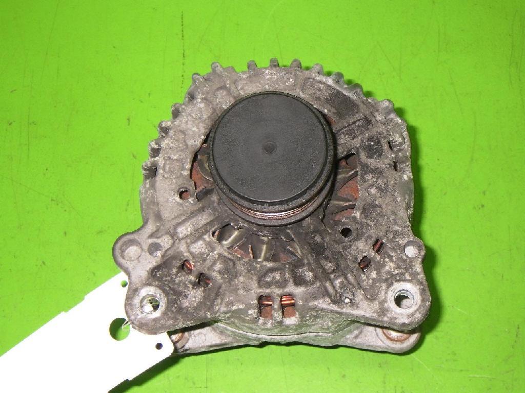 Lichtmaschine VW CADDY III Kombi (2KB, 2KJ, 2CB, 2CJ) 1.9 TDI 0124525091
