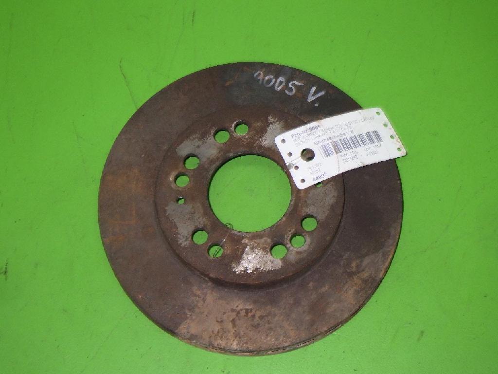 Bremsscheibe vorne rechts MITSUBISHI ECLIPSE I (D2_A) 2.0 i 16V (D22A, D27A)