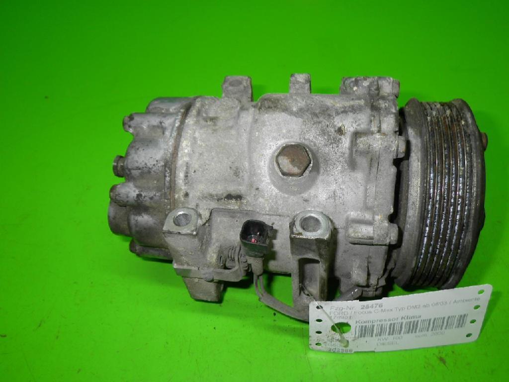 Kompressor Klima FORD FOCUS C-MAX 2.0 TDCi SD7V16