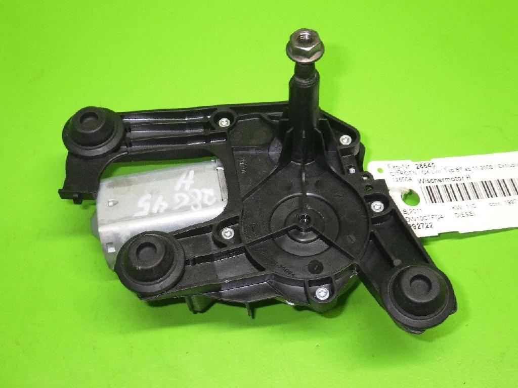 Wischermotor hinten CITROEN C4 II (B7) 2.0 HDI / BlueHDi 150 53031812