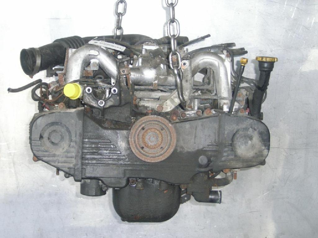 Benzinmotor Motor ohne Anbauteile Benzin SUBARU LEGACY II Station Wagon (BG) 2.0 i 4WD 10100AW090