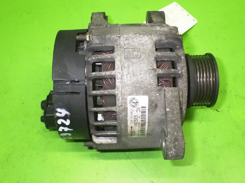 Lichtmaschine FIAT PUNTO (188_) 1.9 JTD 80 (188.237, .257, .337, .357) 46765838