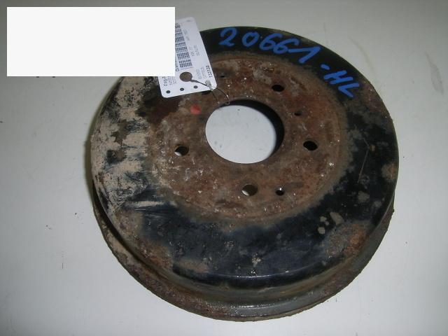 Bremstrommel hinten links NISSAN (DATSUN) SERENA (C23M) 1.6 16V